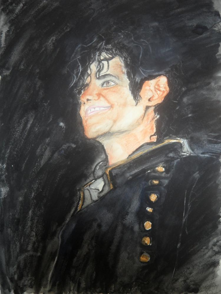 Michael Jackson by kathy